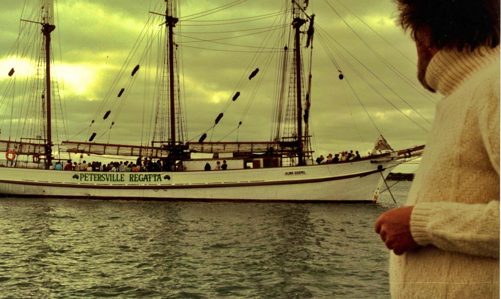 Alma Doepel Start at Portsea